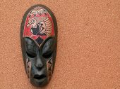 stock photo of african mask  - mask - JPG
