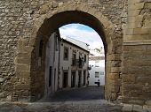 foto of baeza  - The City of Baeza in Southern Spain