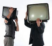 Tv Man -  Television Concept