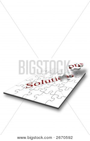 Solution Jigsaw Landscape