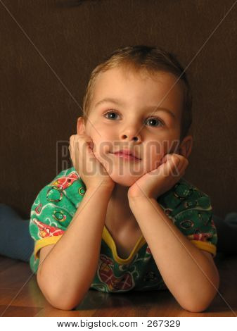 Child Closeup