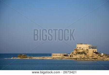 Detail Of Ancient City Ceasarea