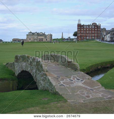 Bridge On St Andrews