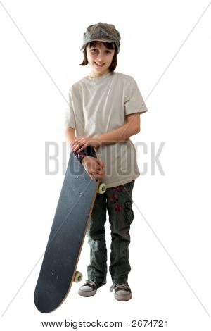Skater Girl 8