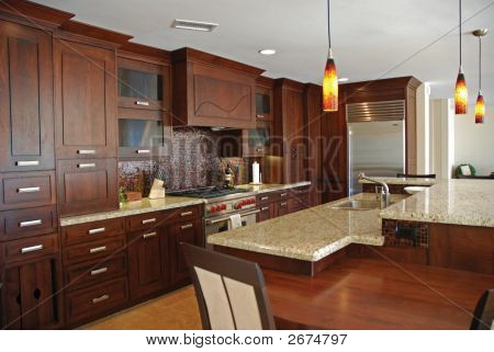 Custom-Built Kitchen