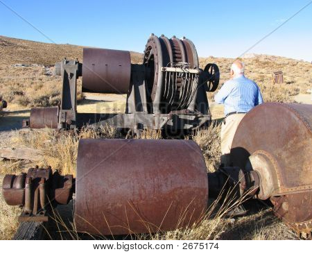 Bodie Old Equipment
