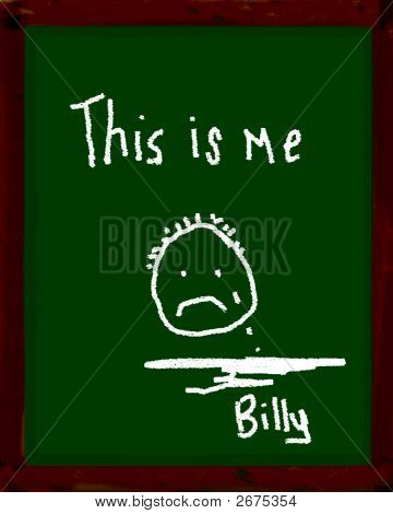 Billy Is Sad