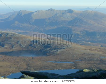 Northern Scotland From Ben Hope