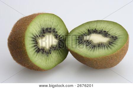 Two Halfs Of Kiwi