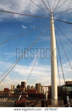 Suspension Bridge Support