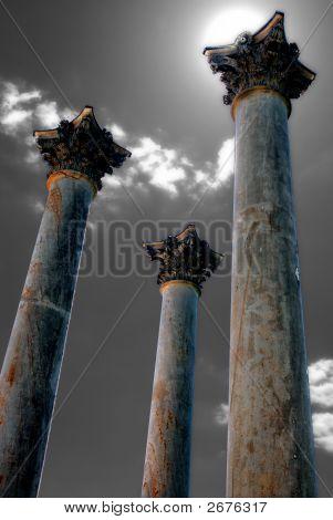 Three Towering Pillars