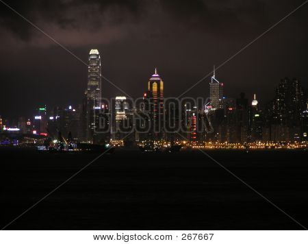 Hong Kong Buidings
