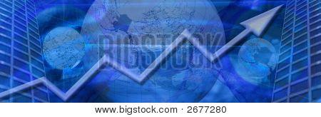 "Banner / Header: "" Financial Success In World Wide  Business"""