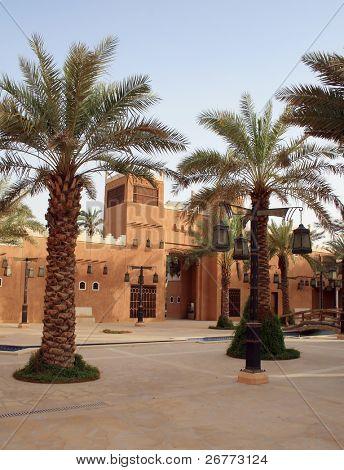 Diriyah - old city near Riyadh (Saudi Arabia)