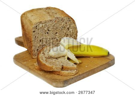 Bread  Banana