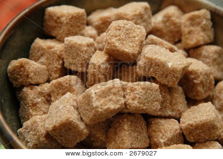 Raw Suges Cubes