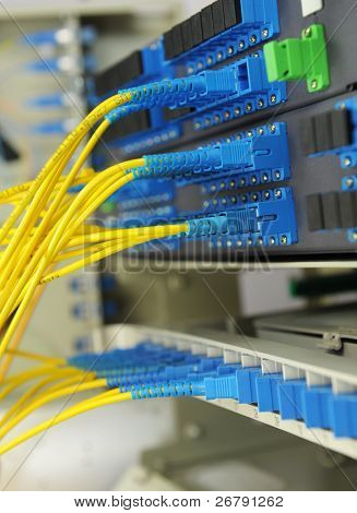 central telefónica com fios