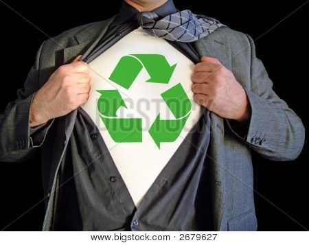 Superhero Recycle