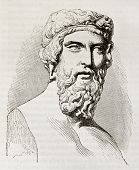 stock photo of philosopher  - Plato - JPG