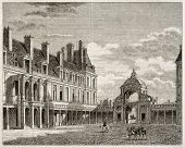 image of dauphin  - Palace of Fointainebleau - JPG