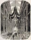 foto of bonaparte  - Jerome Bonaparte funeral service - JPG