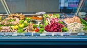 picture of deli  - deli on display - JPG
