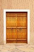 picture of riyadh  - Traditional arabic doorway  - JPG