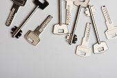 Keys To The Apartment. House Keys. Key poster