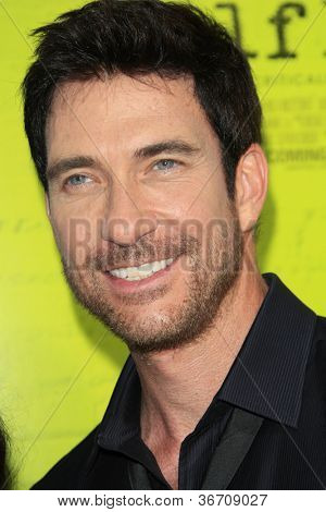 "LOS ANGELES - SEP 10:  Dylan McDermott arrives at ""The Perks of Being a Wallflower"" Premiere at ArcLight Cinemas on September 10, 2012 in Los Angeles, CA"