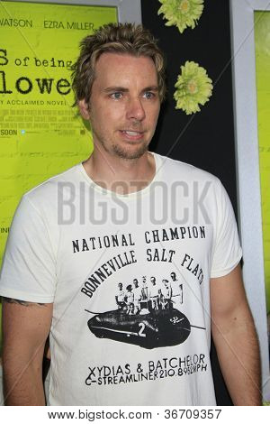 "LOS ANGELES - SEP 10:  Dax Shepard arrives at ""The Perks of Being a Wallflower"" Premiere at ArcLight Cinemas on September 10, 2012 in Los Angeles, CA"