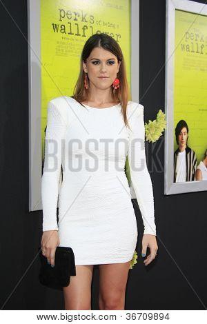 LOS ANGELES - SEP 10:  Lindsay Shaw arrives at