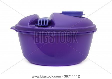 Lunch box, plastic bowl