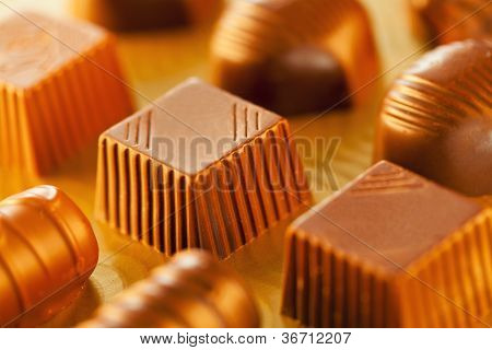 Delicious Chocolate Candy