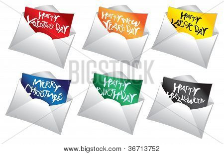Mailers Holiday Messages
