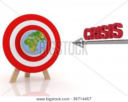 Globe target gunpoint crisis