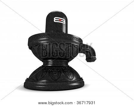 Hindu God Siva Linga