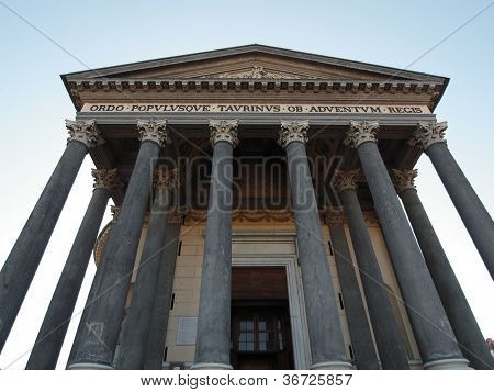 Gran Madre church, Turin