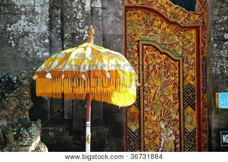 Balinese Temple Umbrella