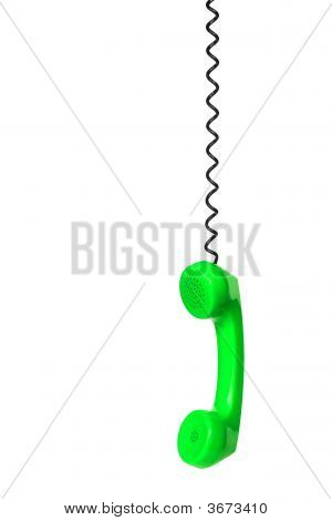 Telephone Receiver And Cable
