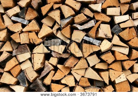 Firewood Abstract