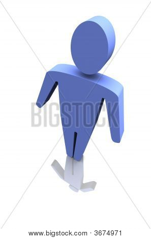 3D Person