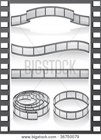 Set Filmstripe Icons