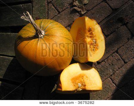 Pumpkin Cut 2