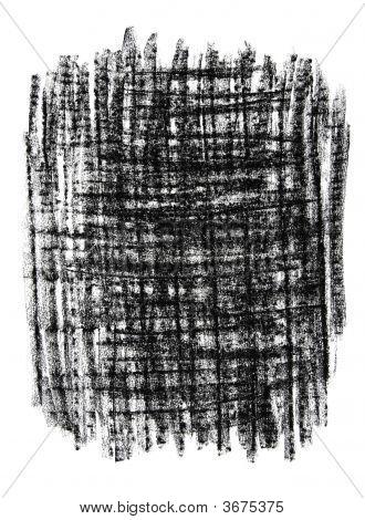 Negro con textura de fondo Grunge