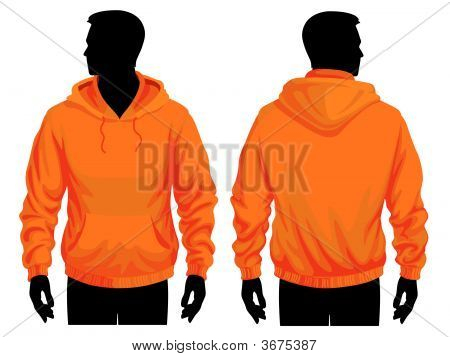 Sweatshirt Template