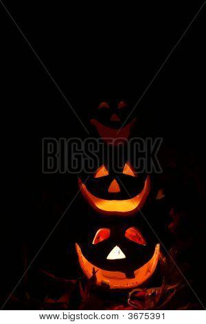 Halloween Pumpkin Glow