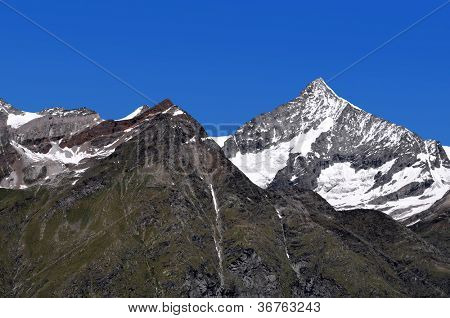 Weisshorn - Swiss alps