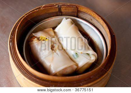 Dim Sum - Noodles Wrap