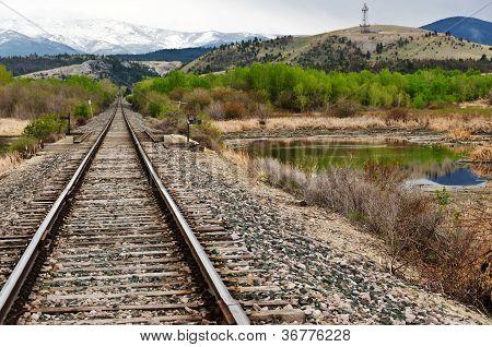 Straight And Narrow Tracks
