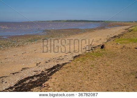 Sand Bay near Weston-super-Mare